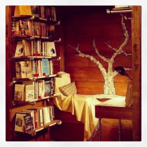 I love books and to read and read and read....
